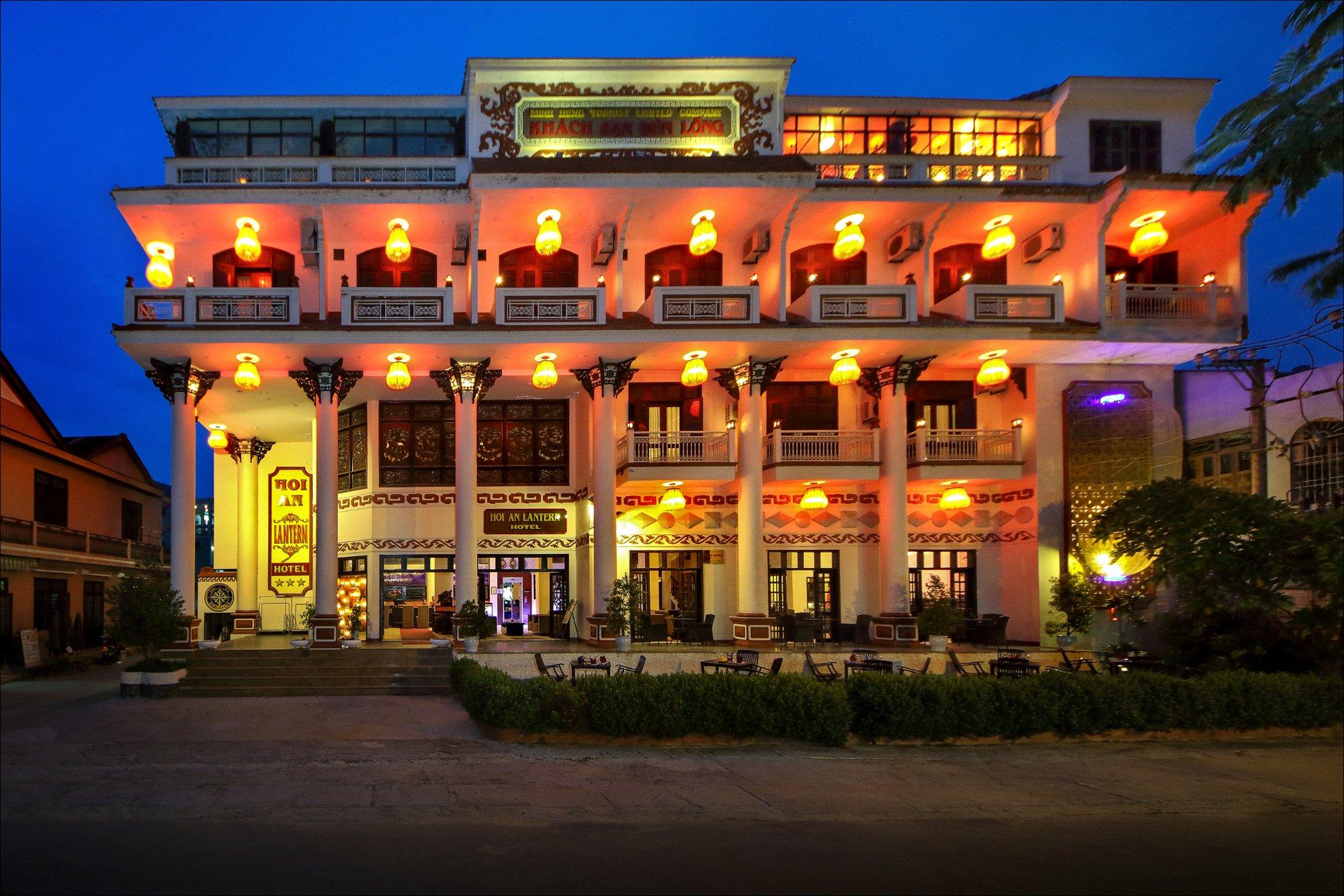 アンフー ホテル