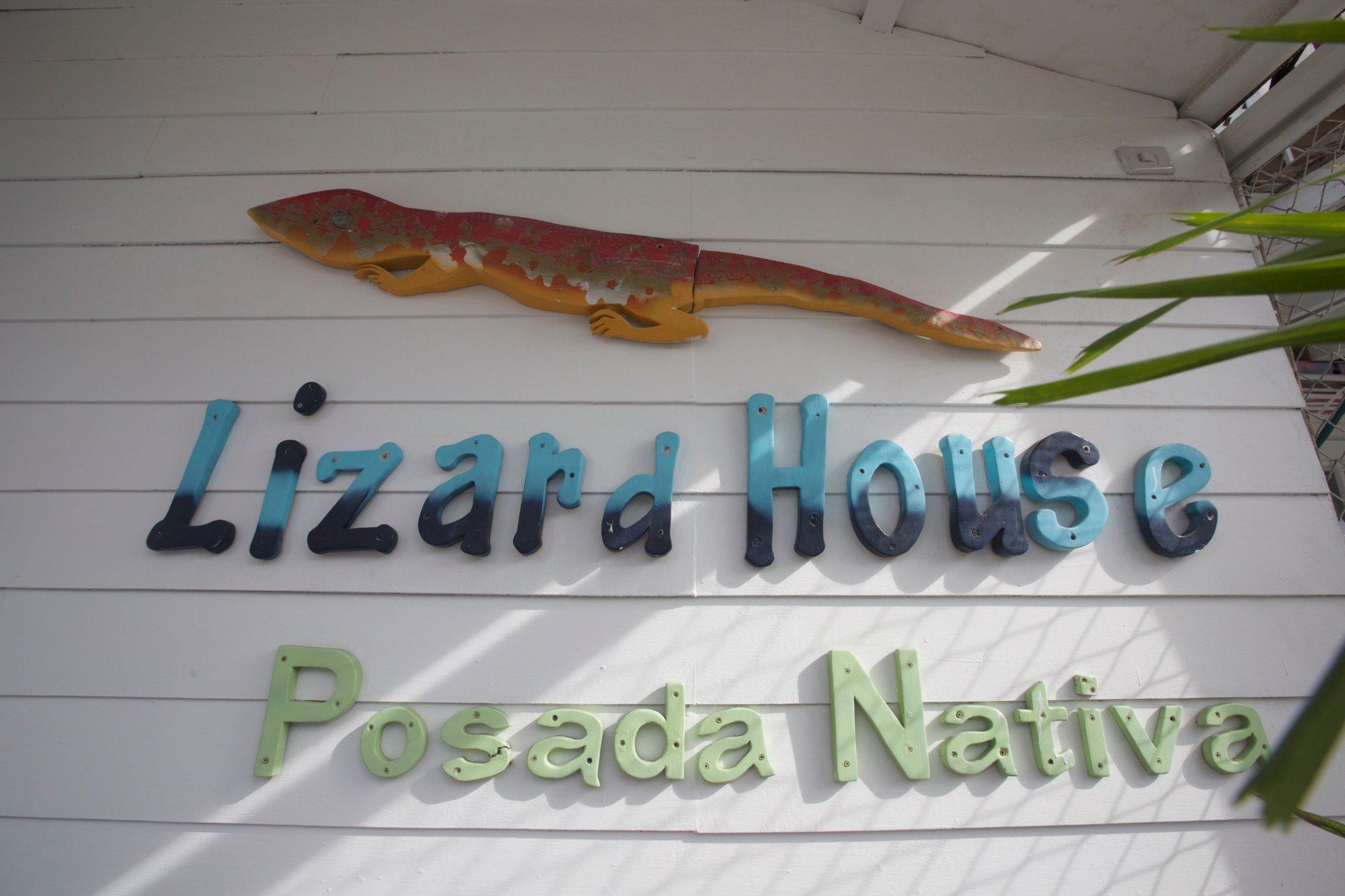 Posada Lizard House