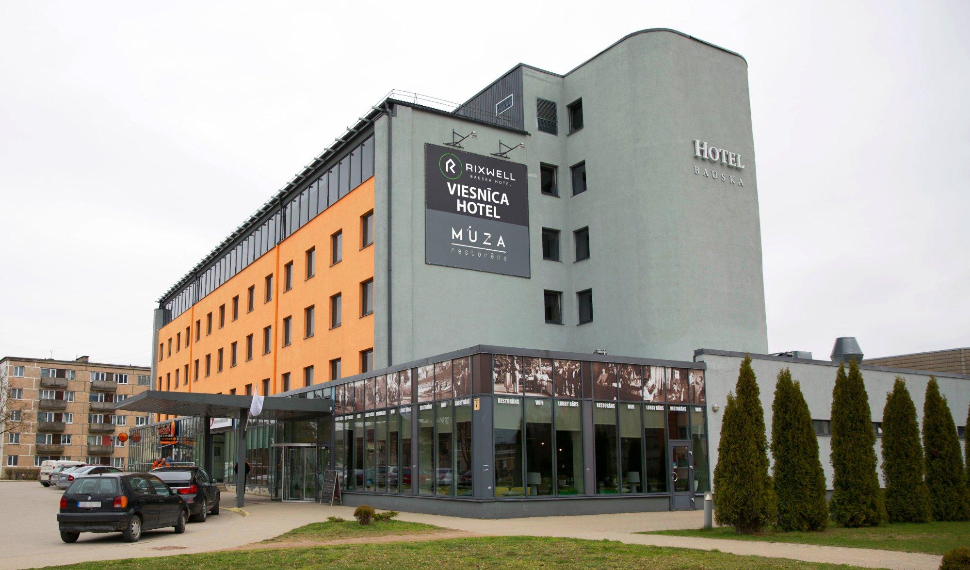 Rixwell Bauska Hotel