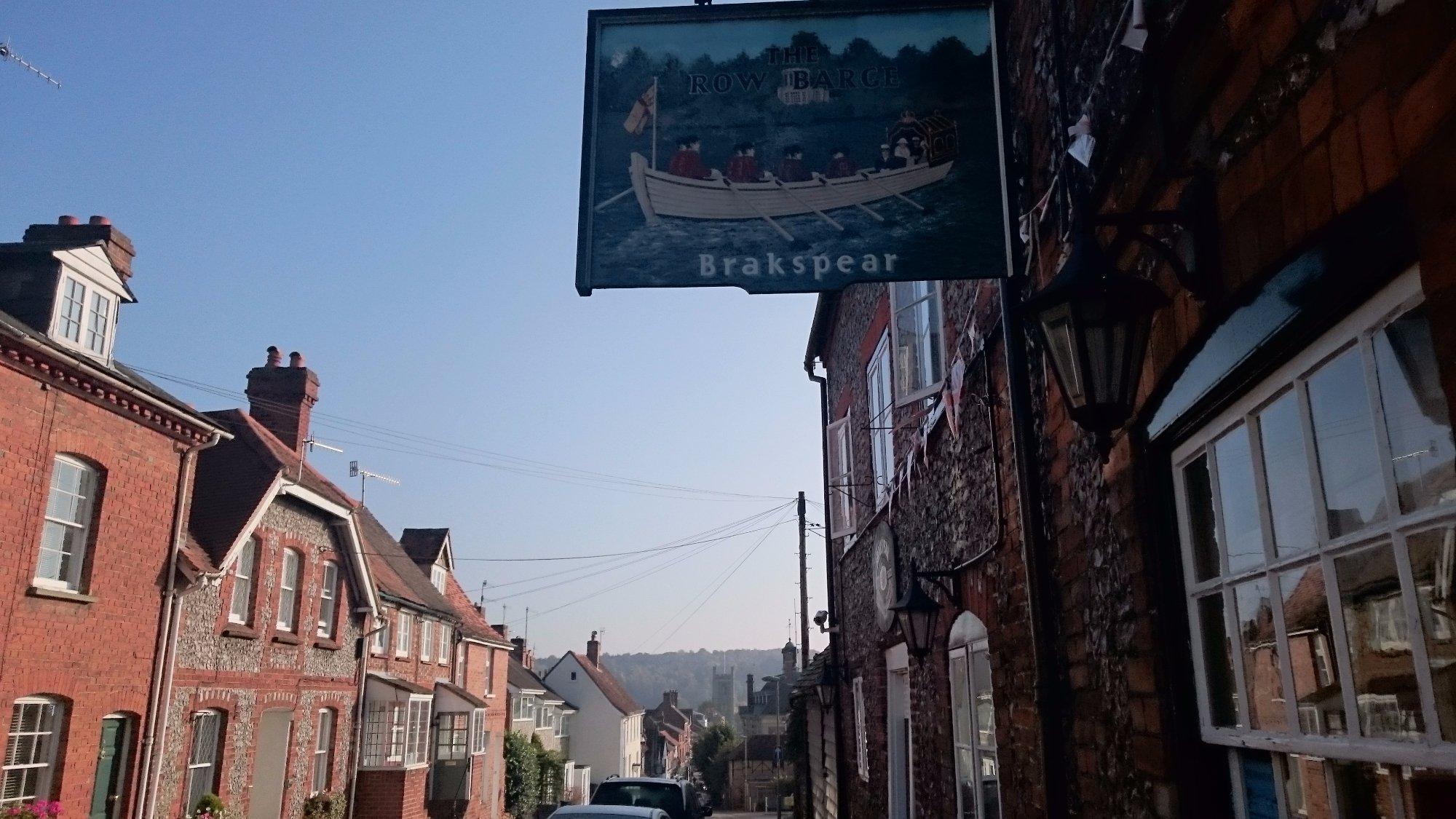 The Row Barge Inn