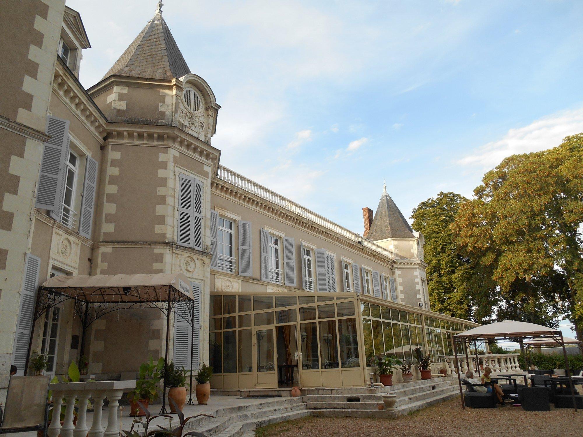 Chateau de Laloin