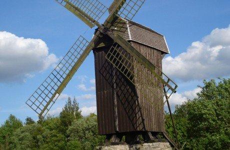 Bosjokloster Post Mill
