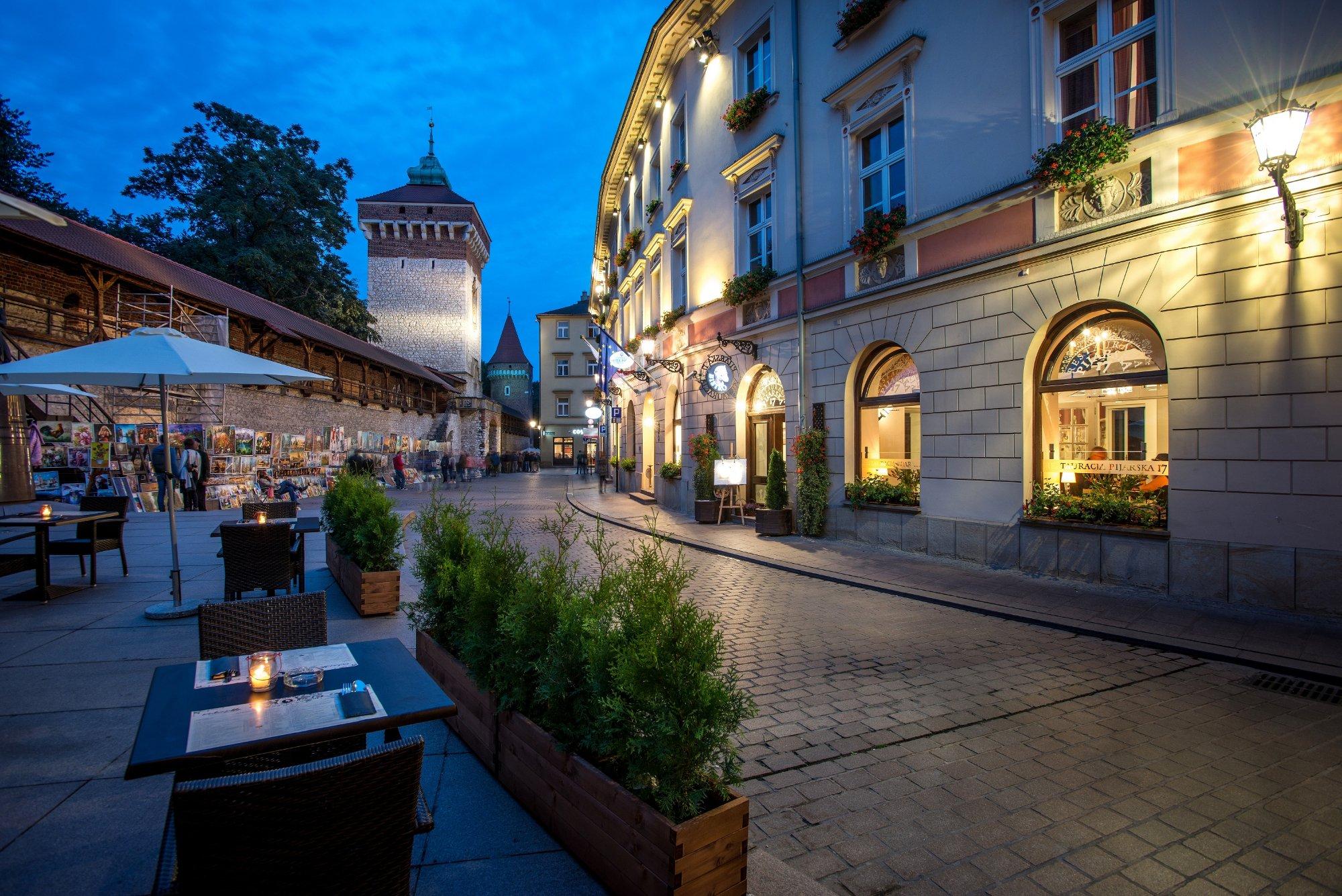 Hotel Polski Pod Bialym Orłem