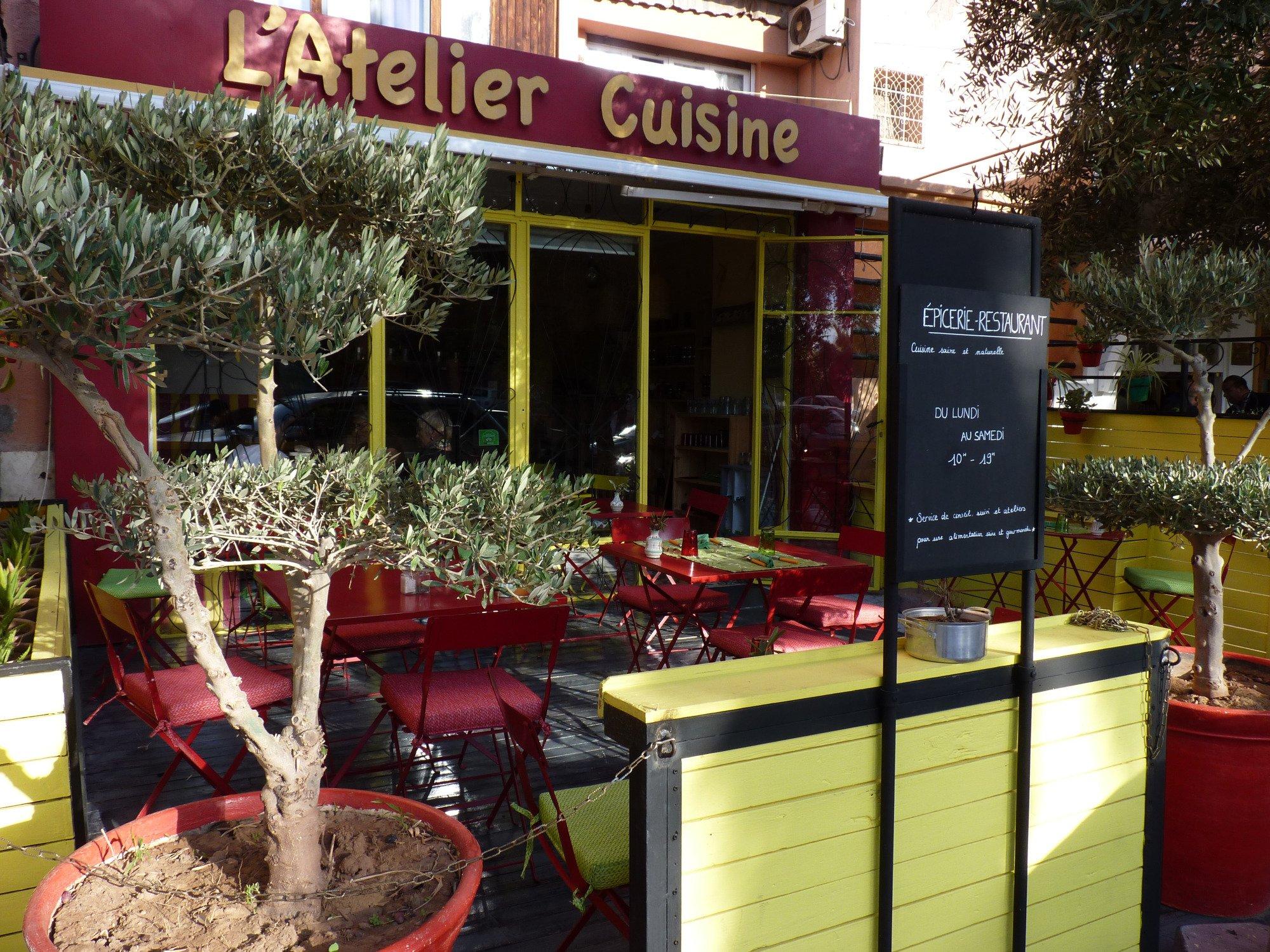 L 39 atelier cuisine marrakesh restaurantbeoordelingen for Atelier cuisine marrakech