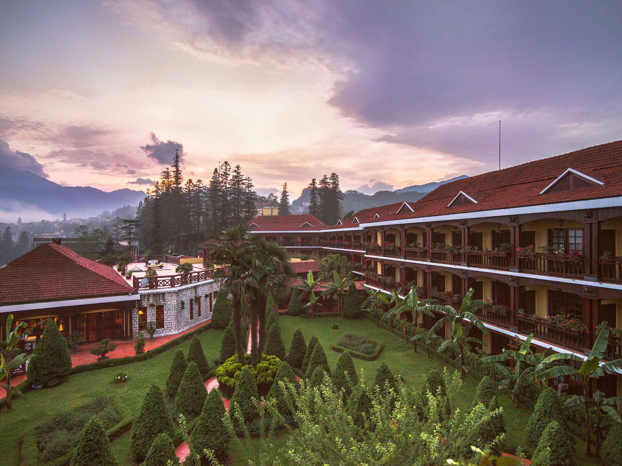 ‪Victoria Sapa Resort and Spa‬