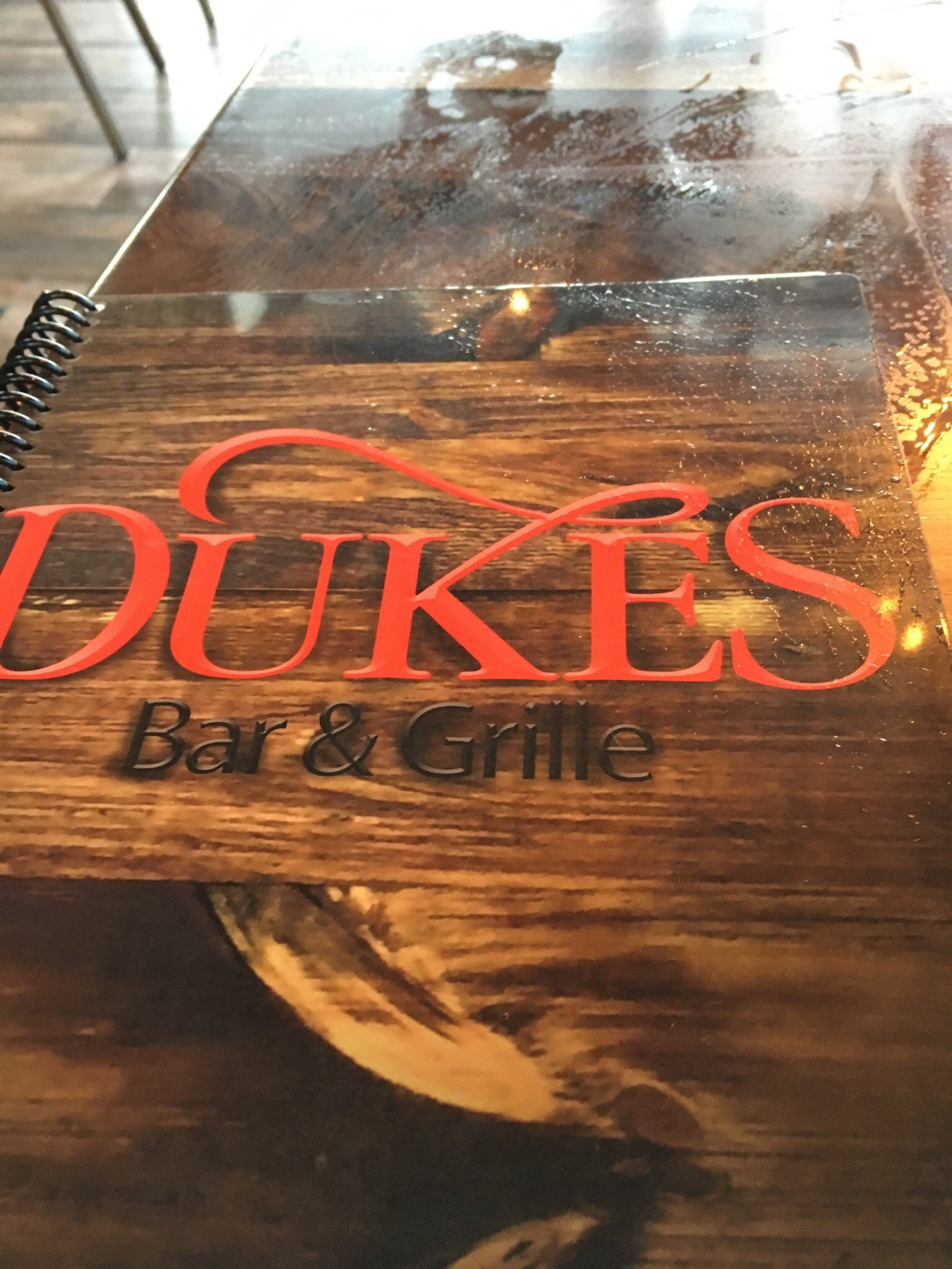 Duke's Bar and Grille