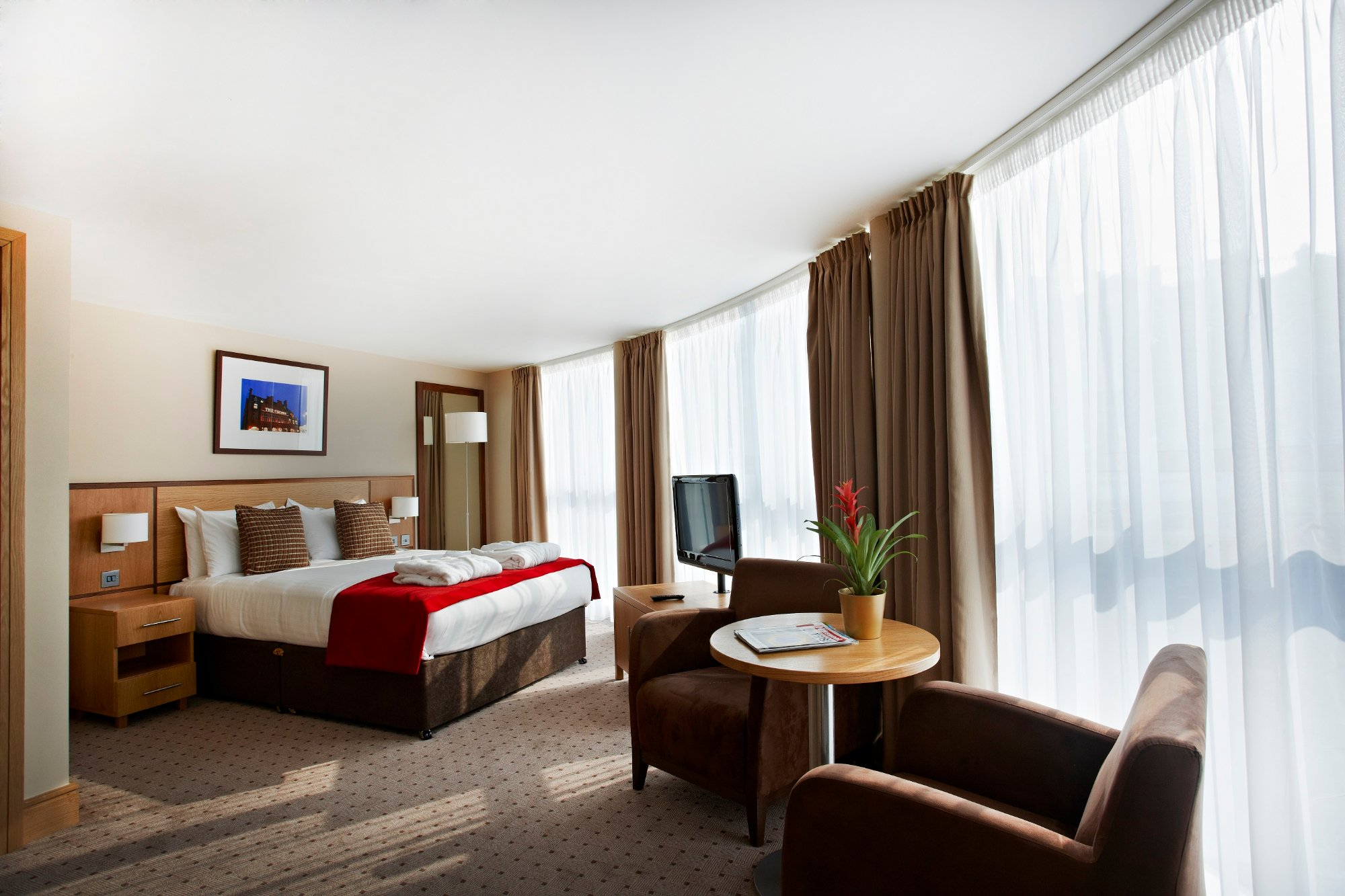 莫蘭皇冠酒店?