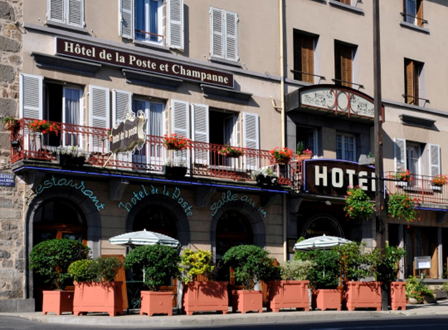 Hotel De La Poste - Annexe Champanne
