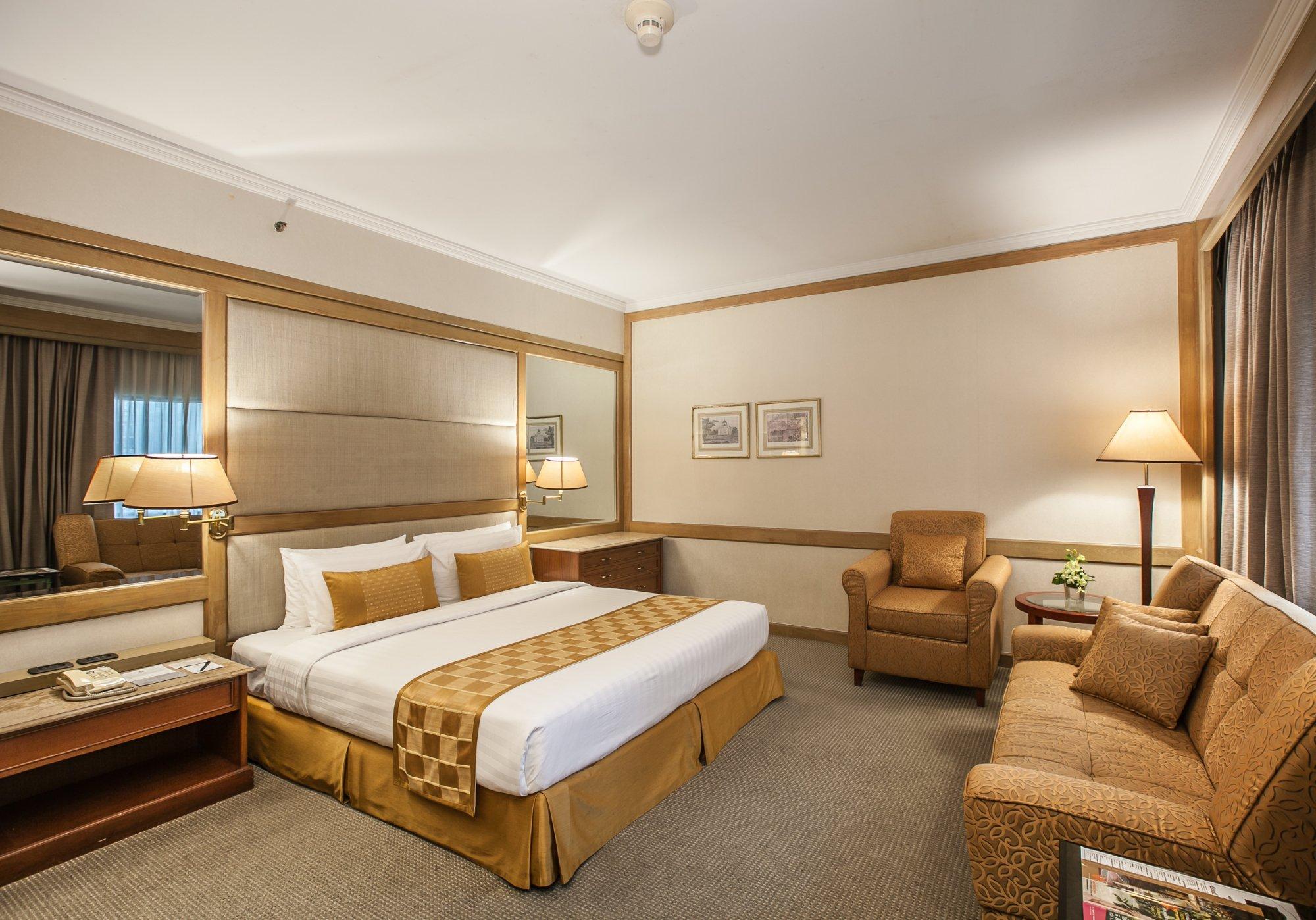 アーノマ  ホテル バンコク
