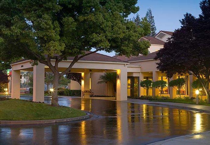 Courtyard San Jose Cupertino