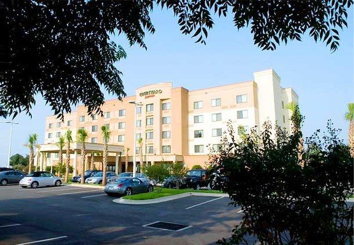 Courtyard Pensacola Downtown