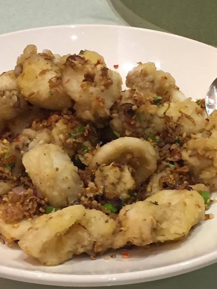 delicious squid