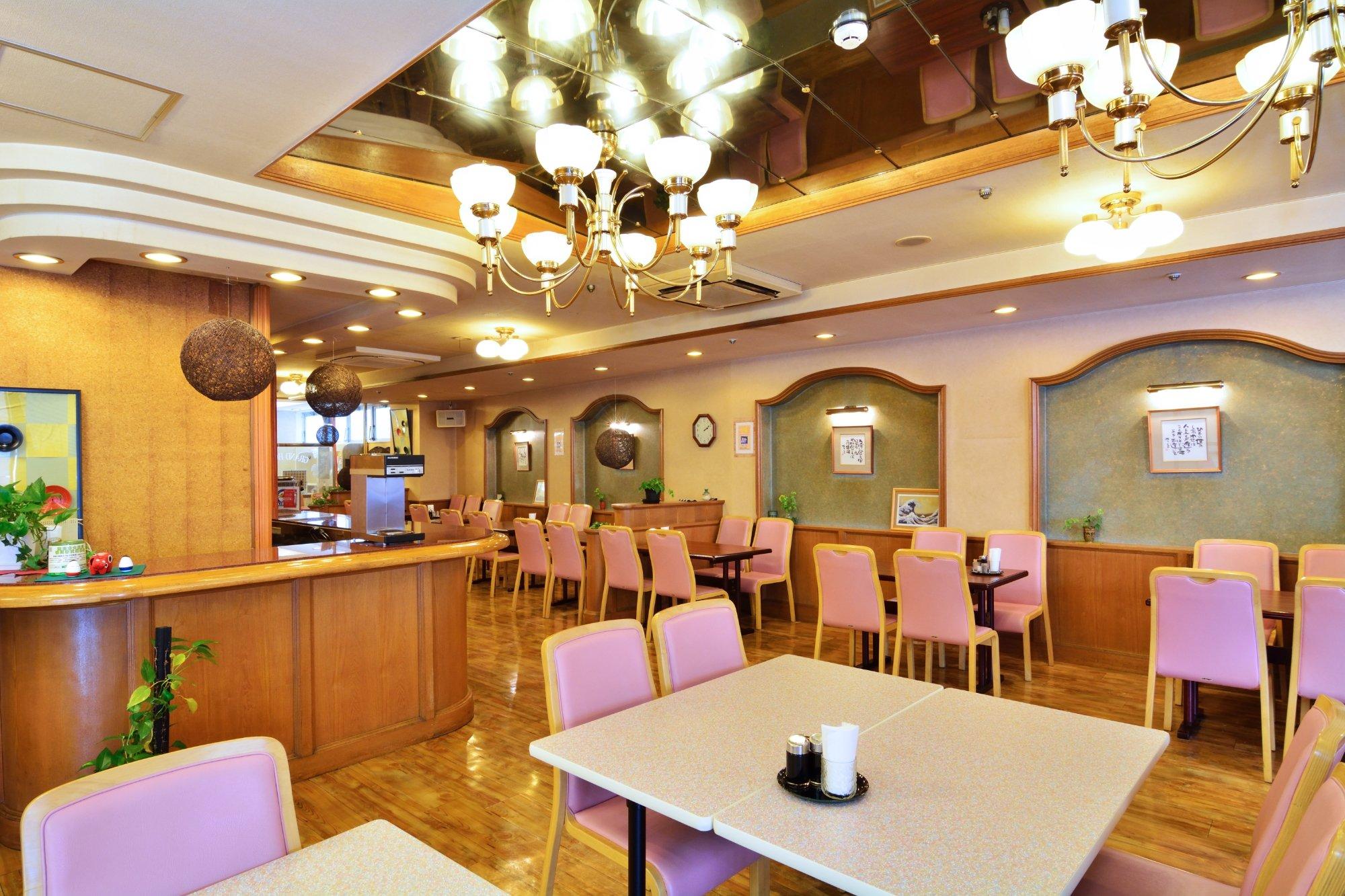 โรงแรมนากามาชิฟูจิ แกรนด์