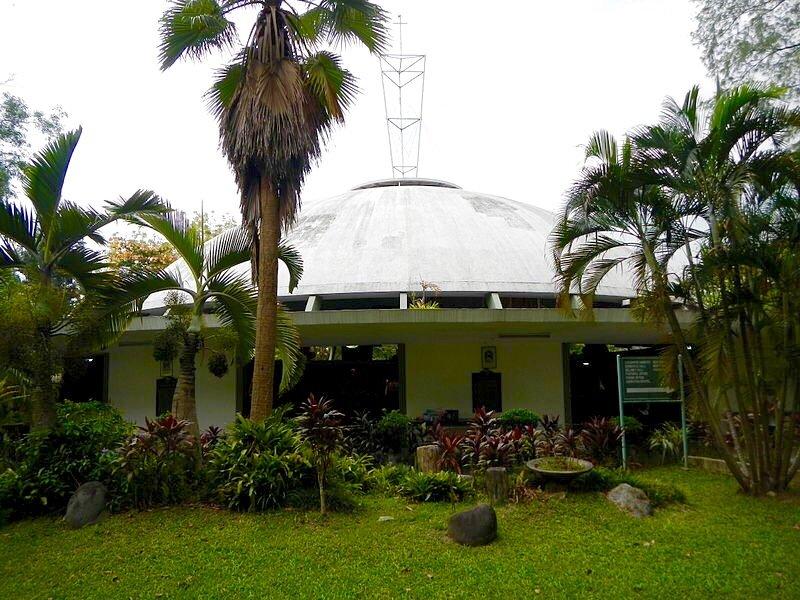 Church of the risen lord quezon city tripadvisor for Terrace 45 quezon city