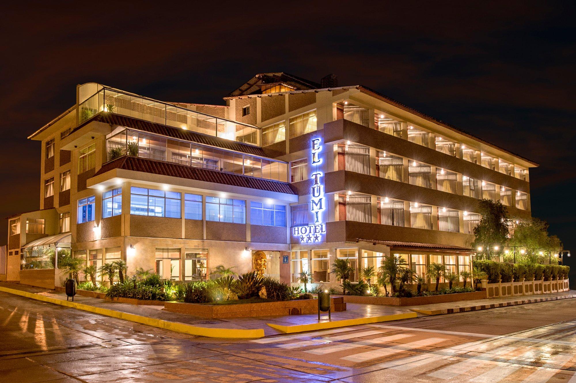 Hotel El Tumi