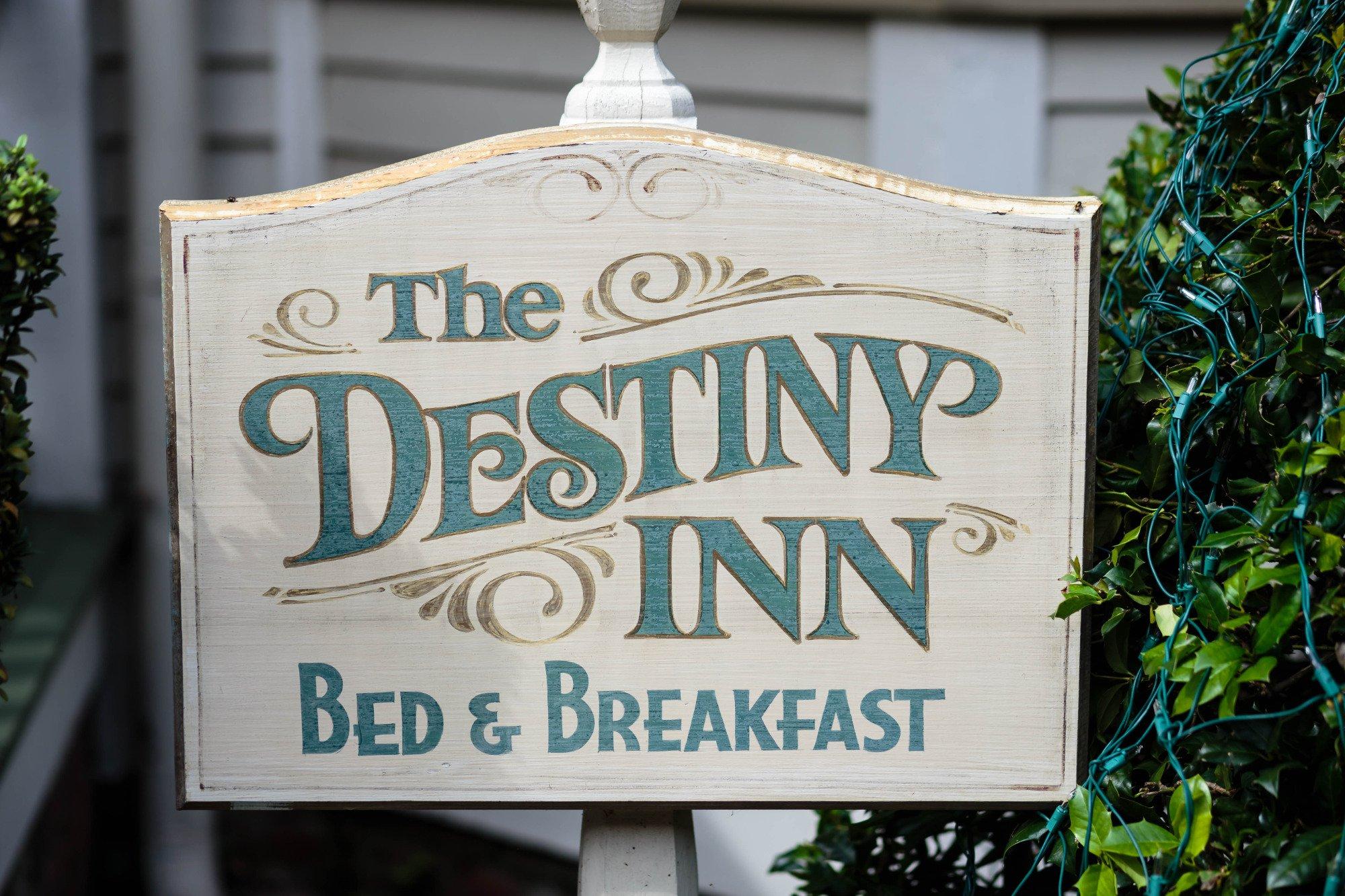 The Destiny Inn Bed & Breakfast
