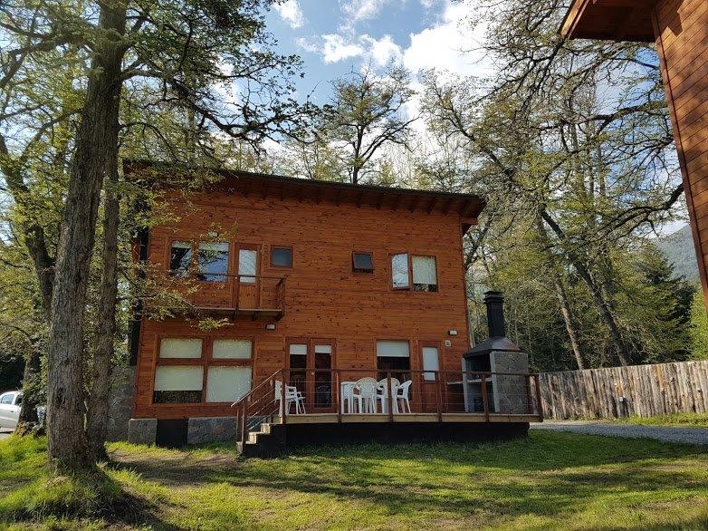 Arbolar Casas de Montana