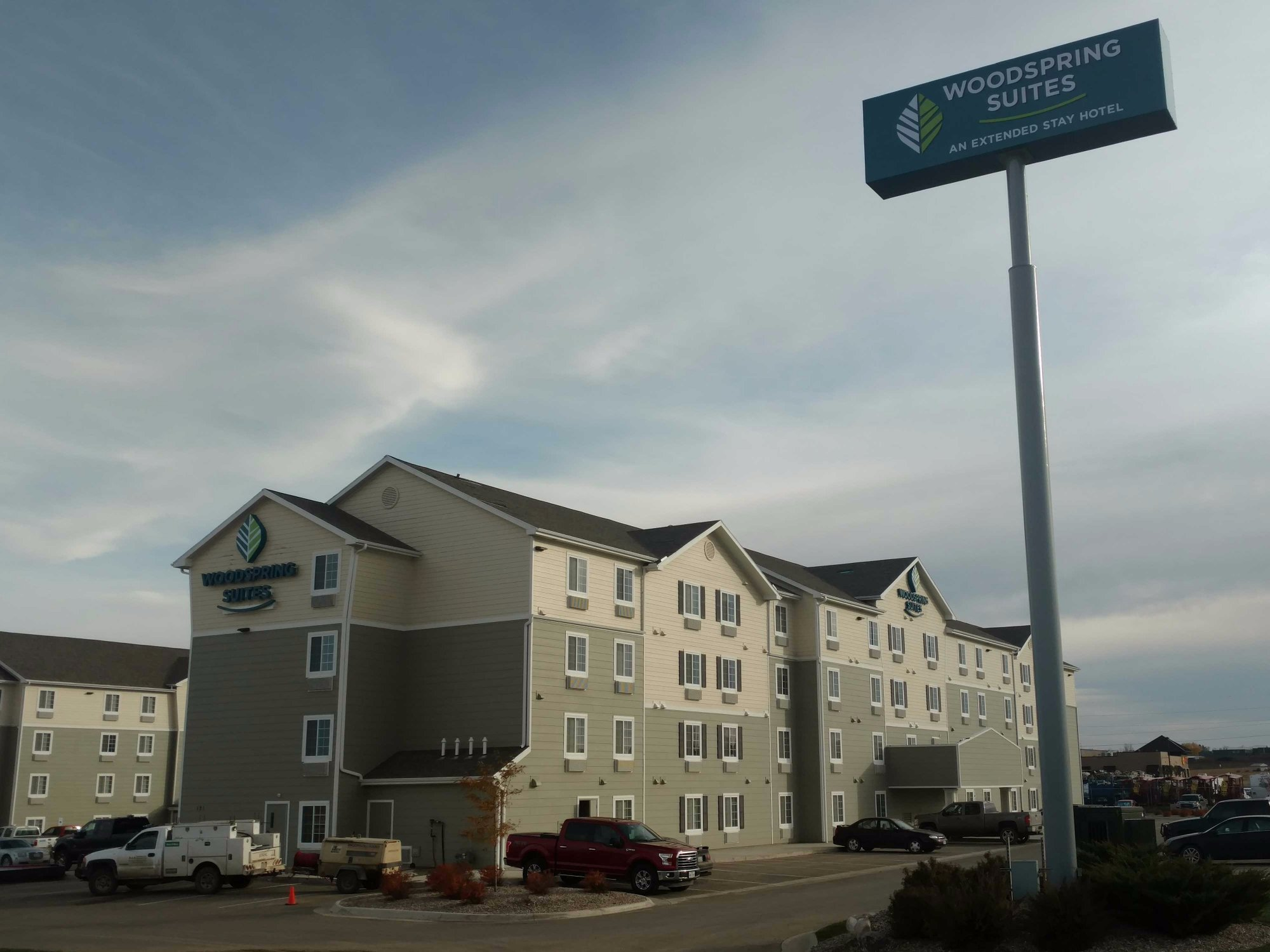 WoodSpring Suites Williston