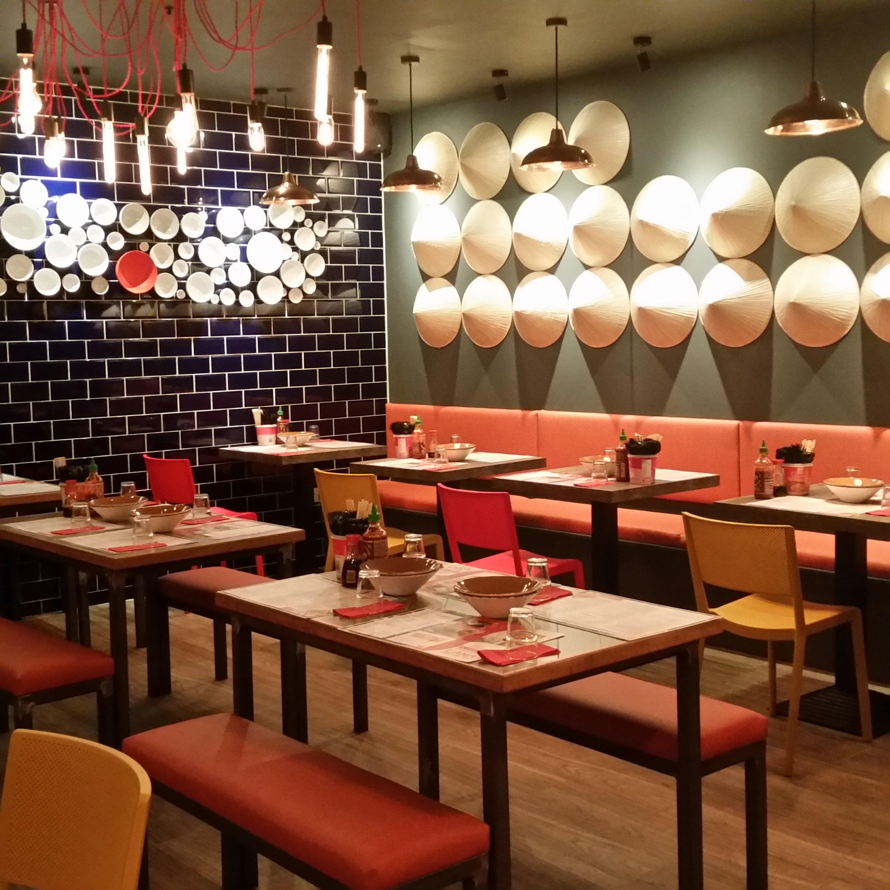 Lana asian street food tralee 3 ashe st restaurant for Asian cuisine restaurant