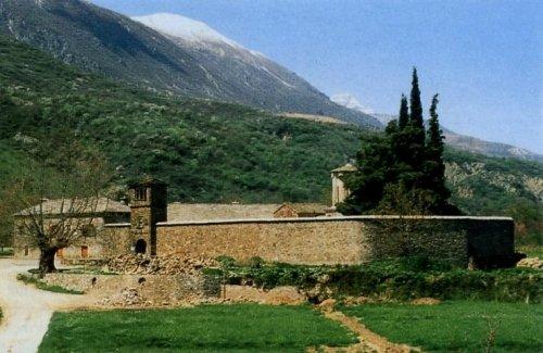 Monastery of Molivdoskepasti