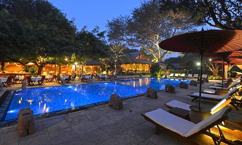 The Hotel at Tharabar Gate