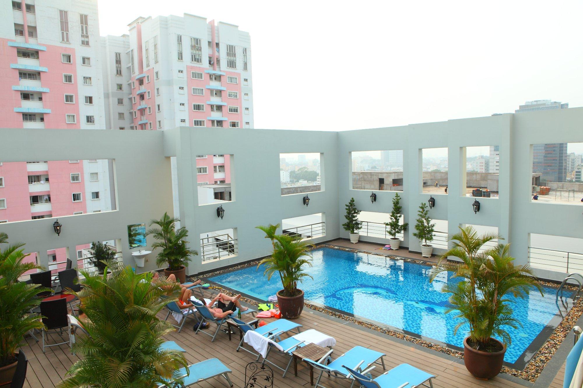 Khách Sạn Sunland Saigon Riverside