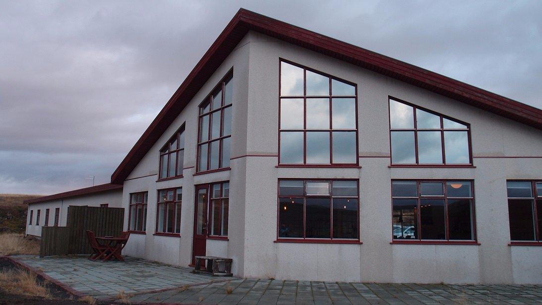 ホテル グトルフォス
