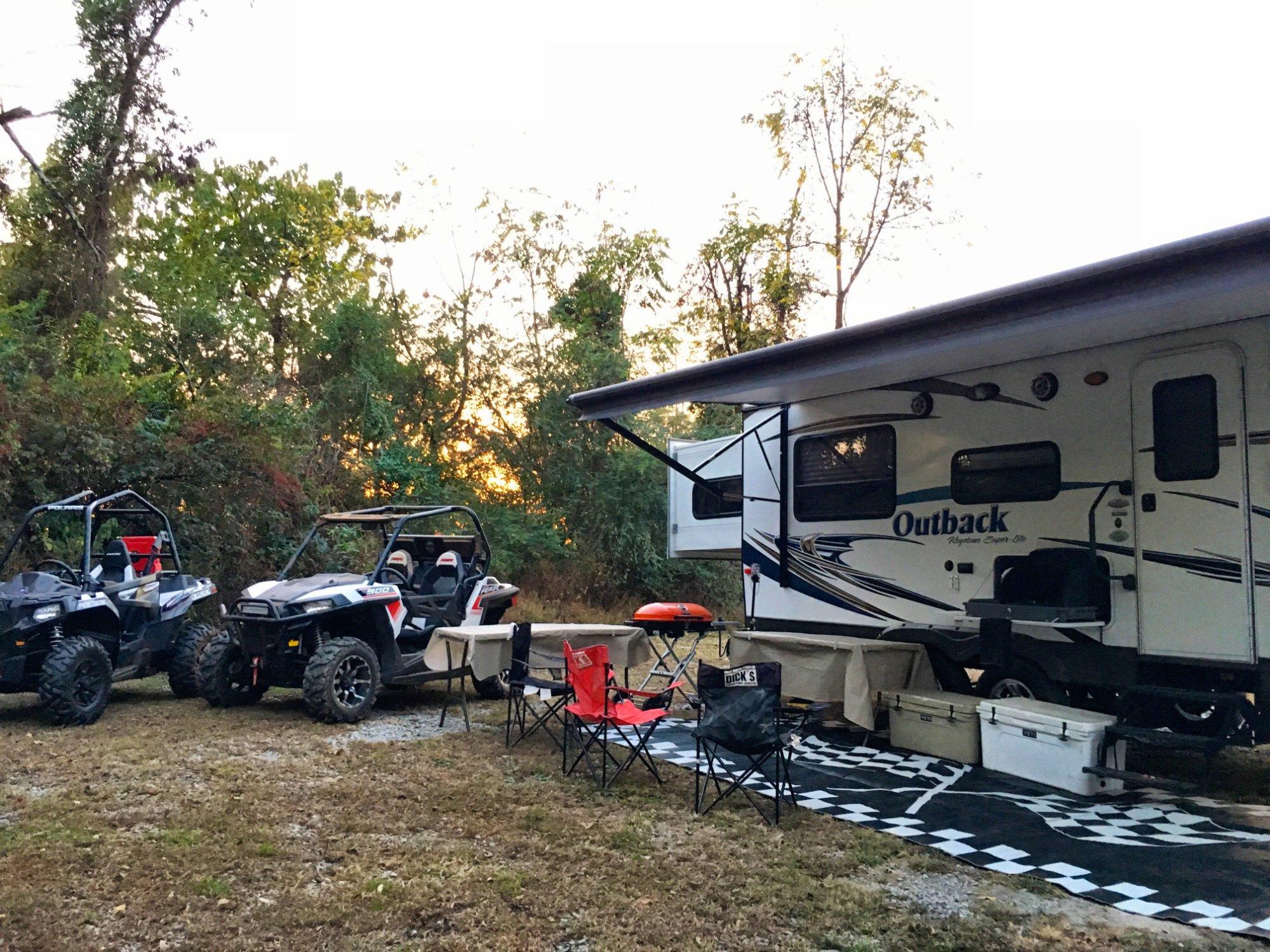 Wind Rock Park Campground