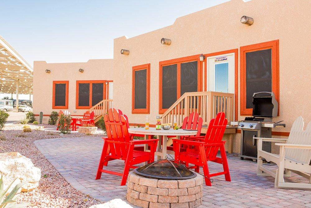 Tucson/Lazydays KOA