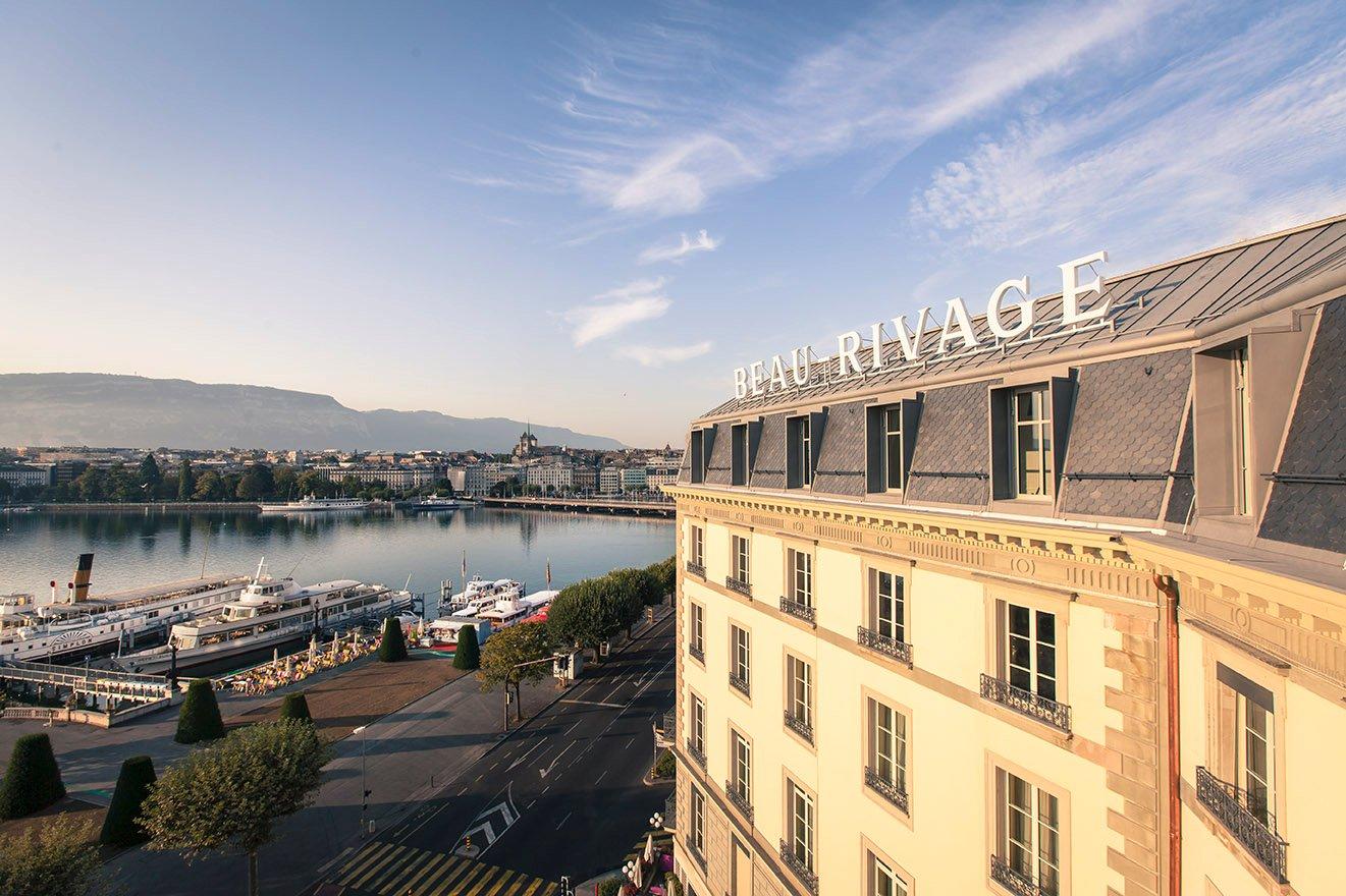 日內瓦博里瓦奇飯店