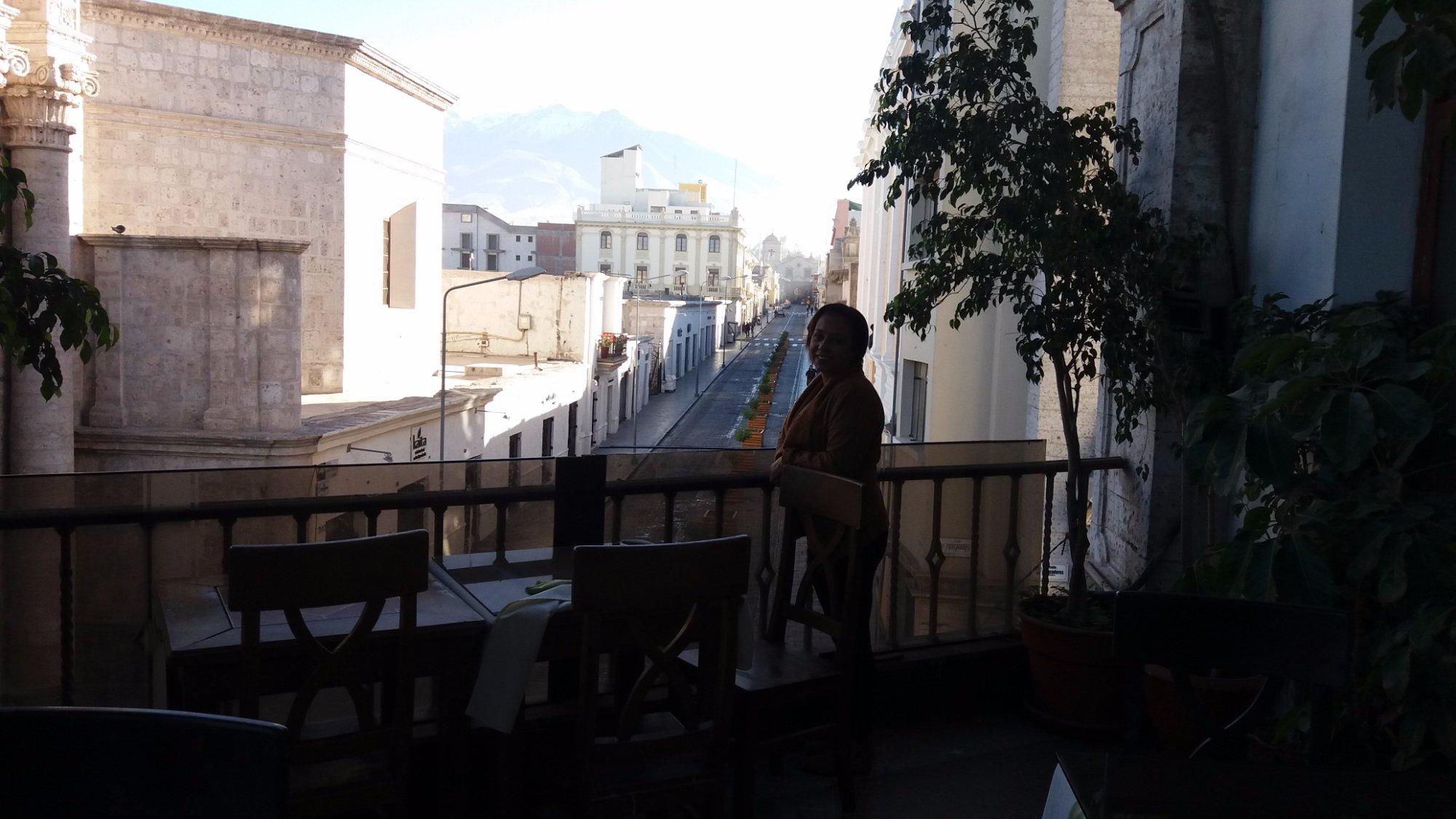 Hostal Arequipa Suites Plaza