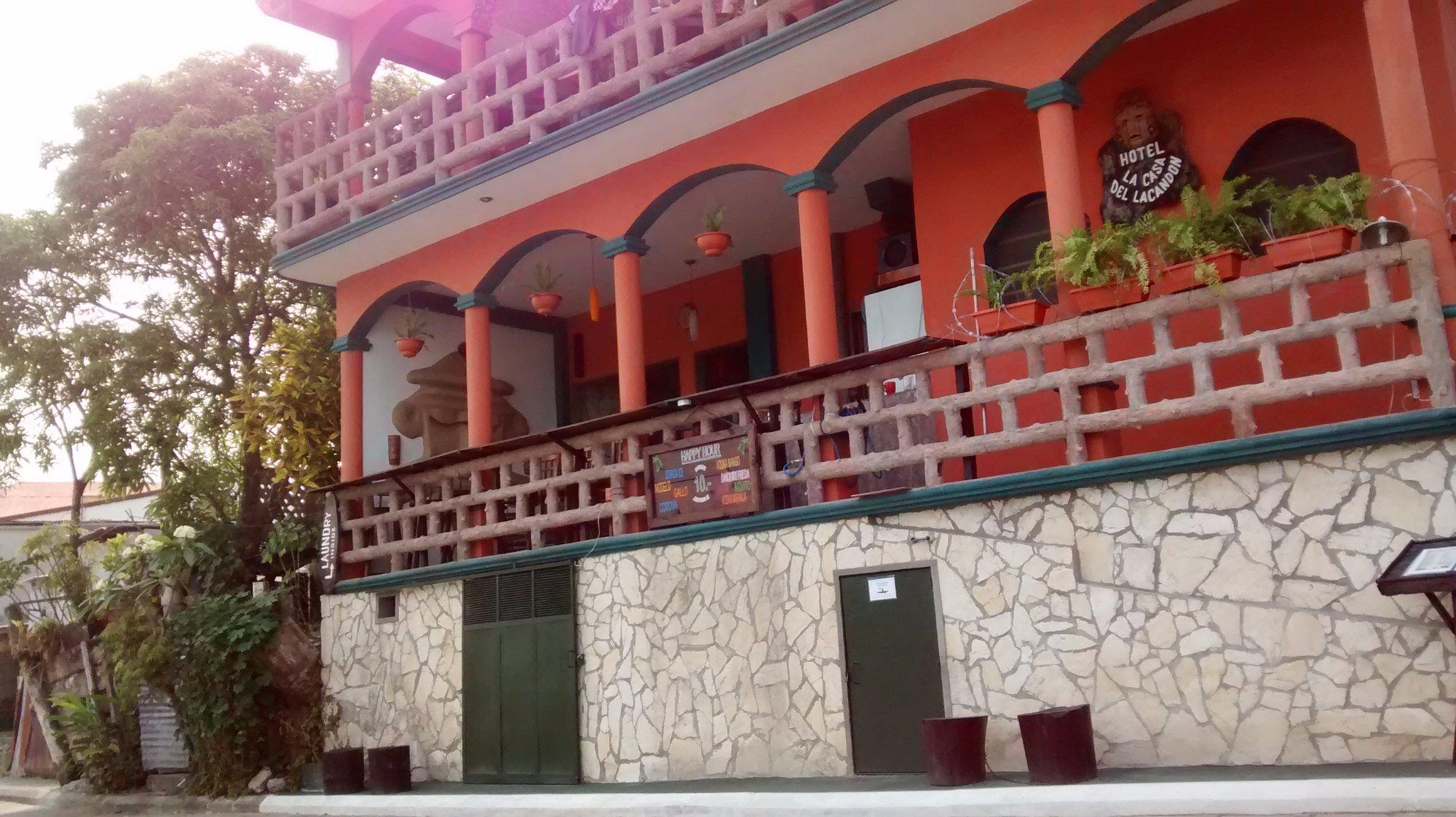 Hotel La Casa Del Lacandon