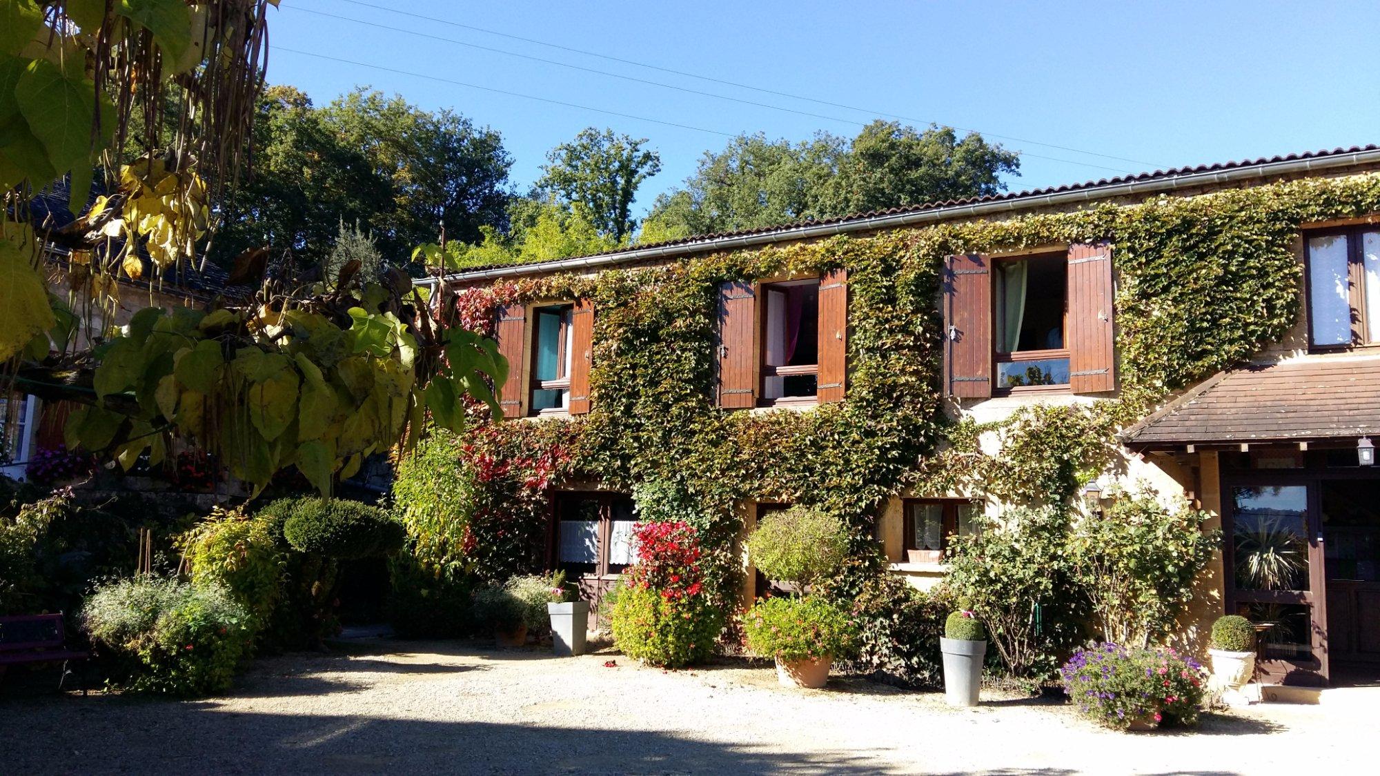 La Ferme Fleurie B&B La Roque Gageac voir les tarifs 102 avis