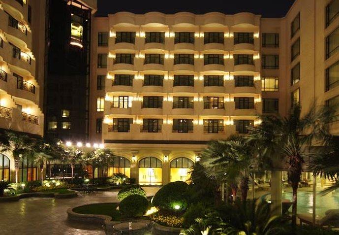 上海 マリオット ホテル ホンチャオ(上海萬豪虹橋大酒店)