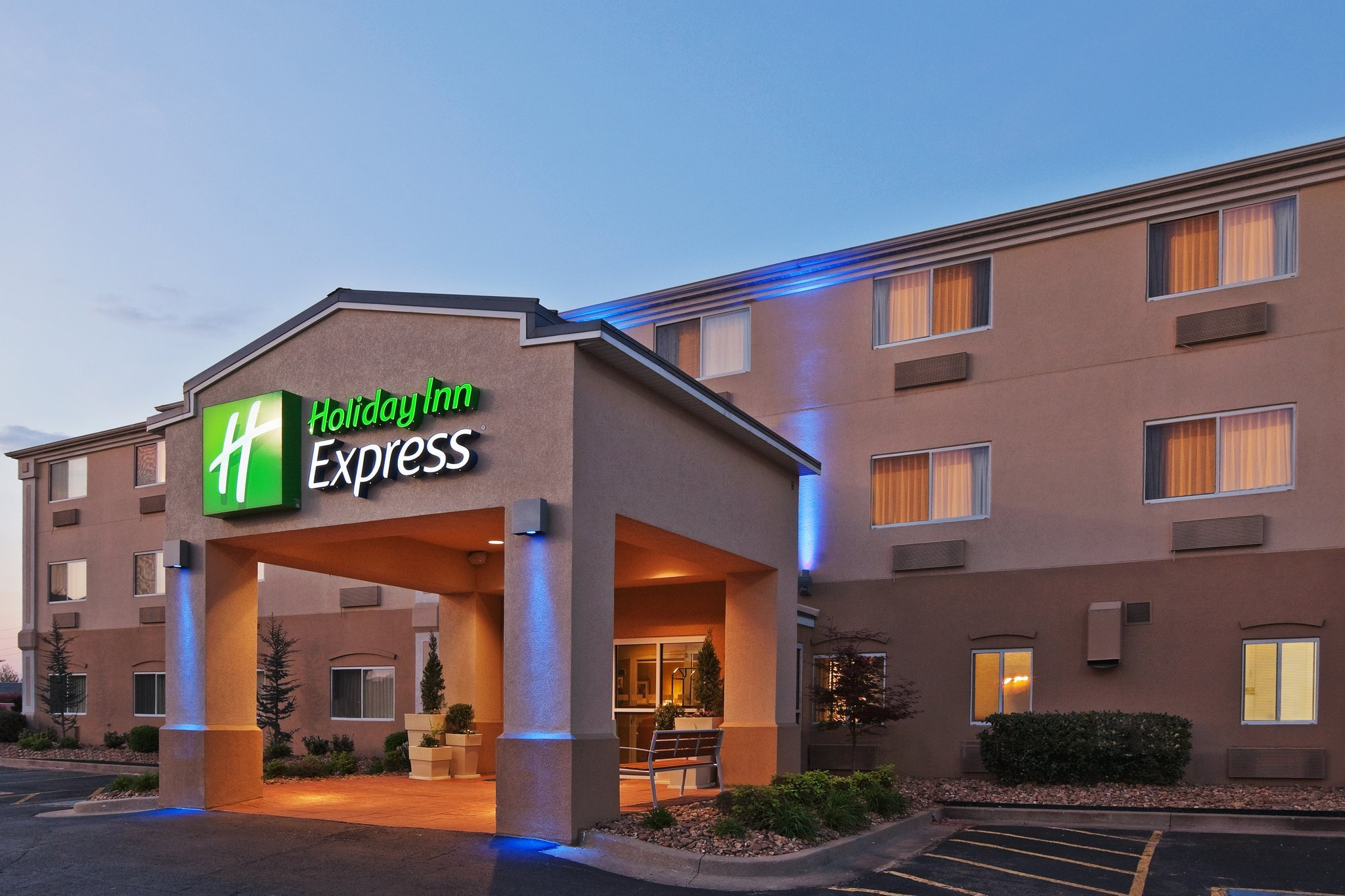 Holiday Inn Express Tulsa-Woodland Hills