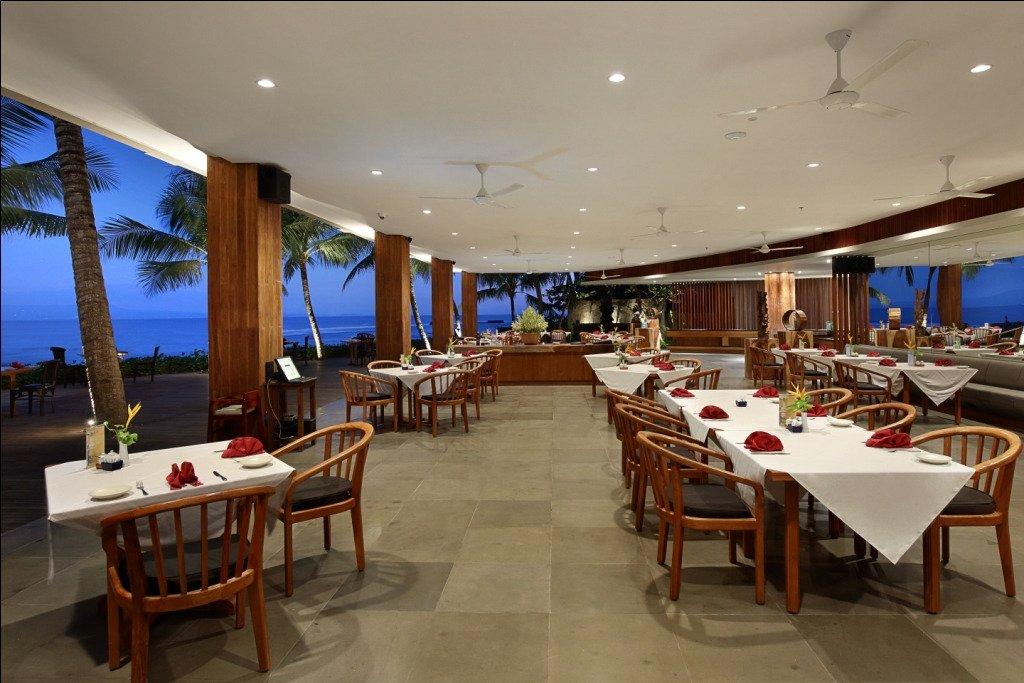 Ocean terrace restaurant candidasa restaurant for Terrace 33 menu