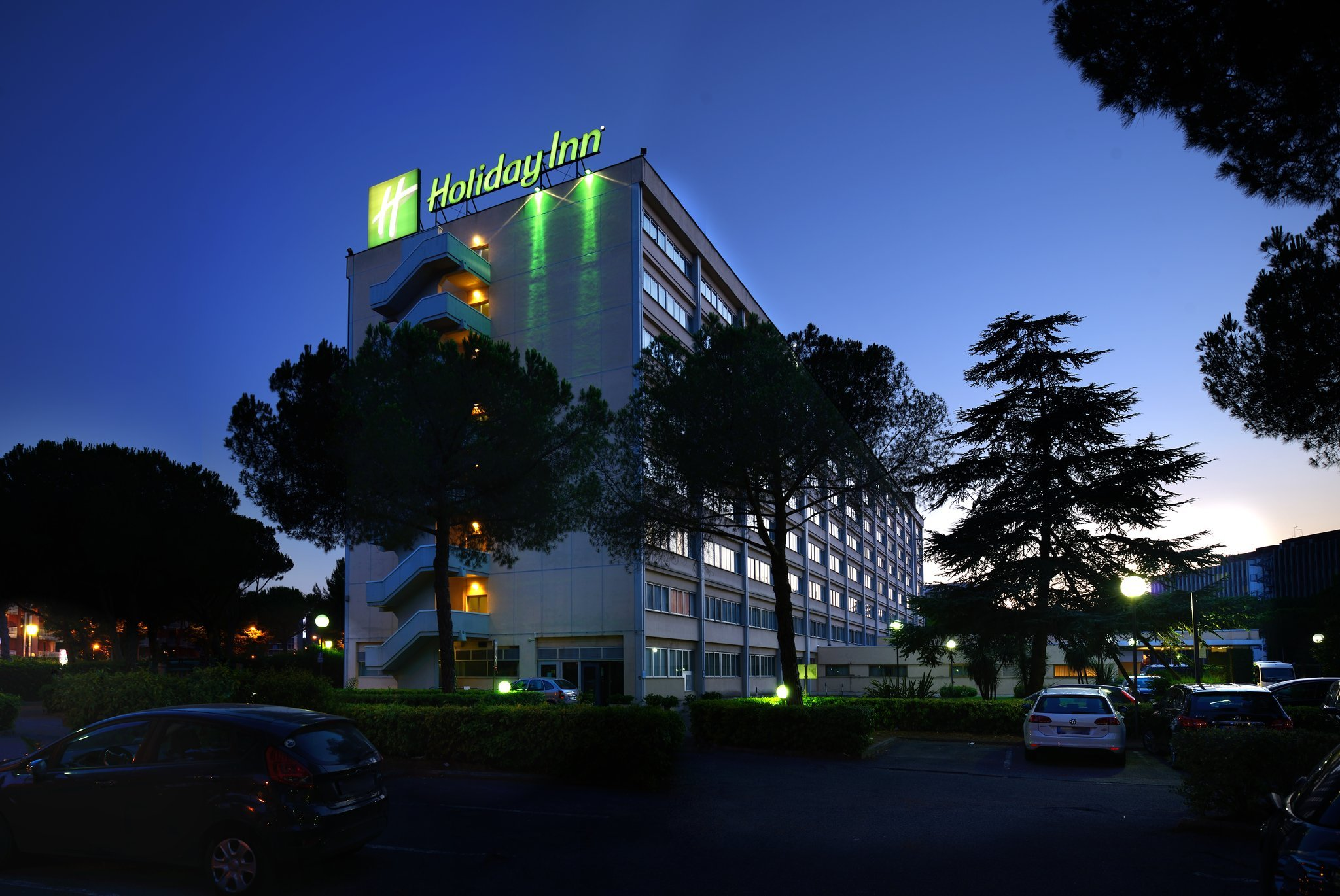 假日客棧羅馬歐洲帕克德伊梅迪西酒店
