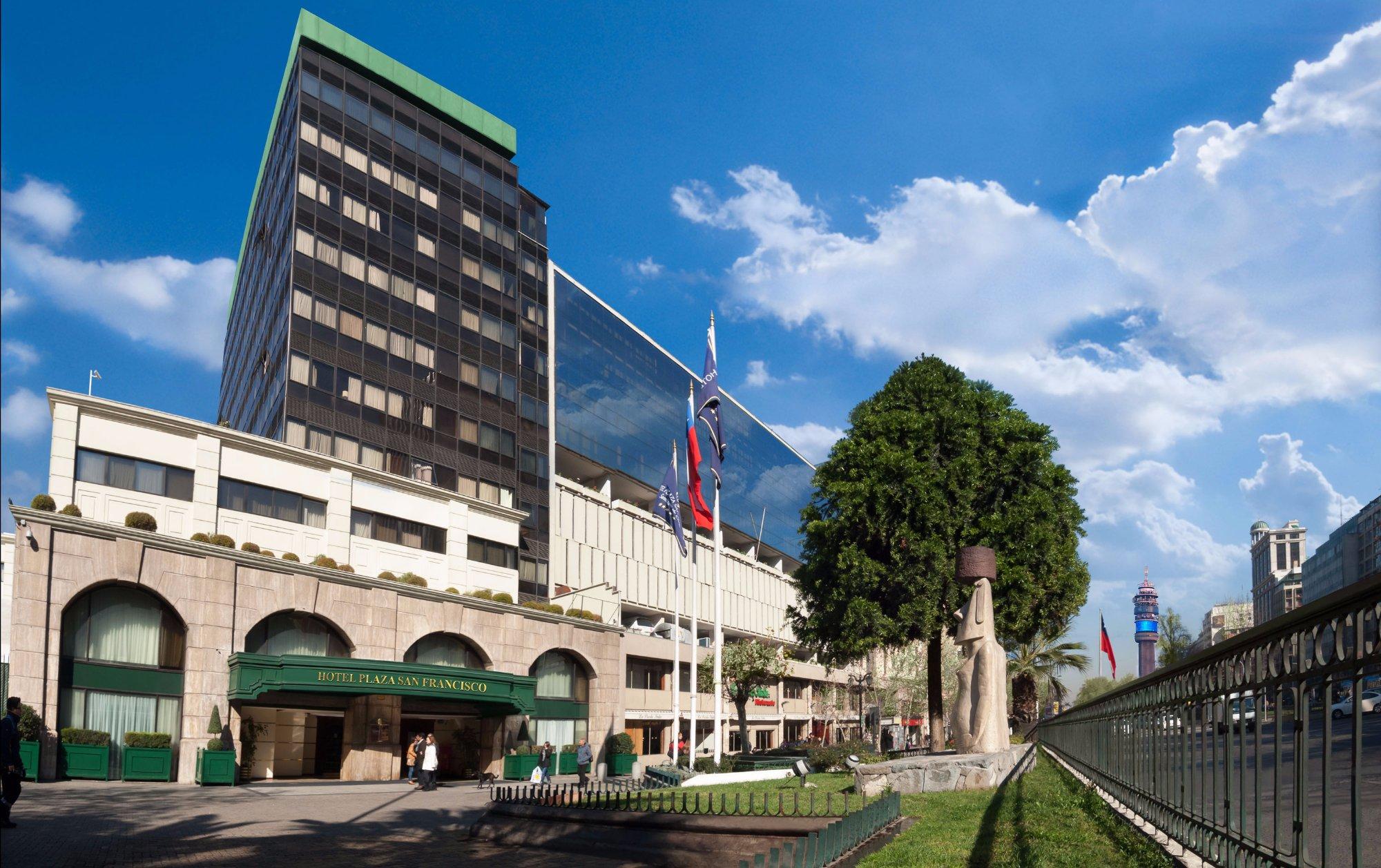 三藩市广场酒店