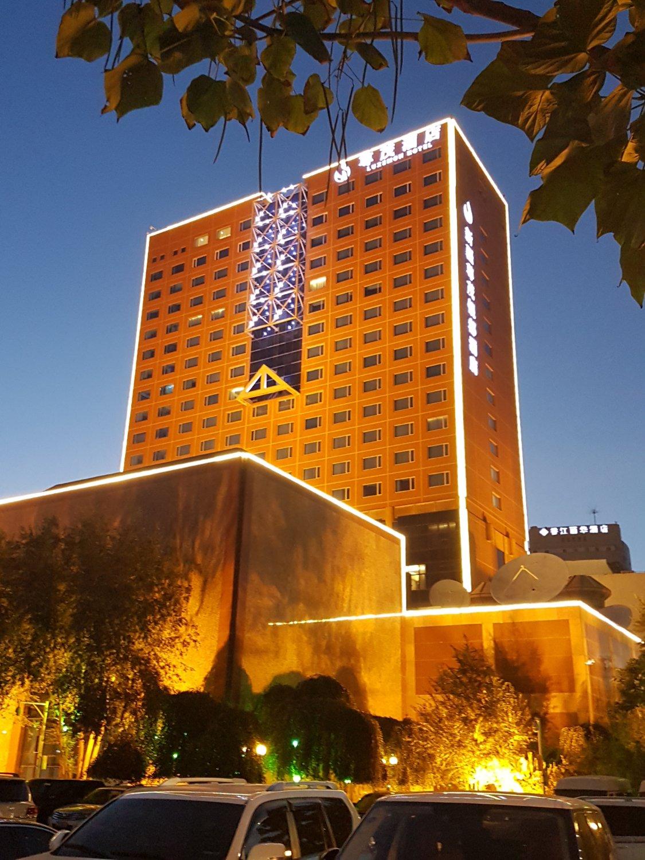 โรงแรมหยินตู