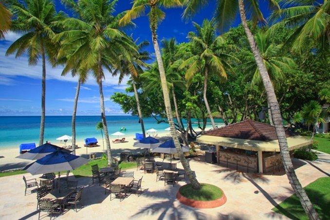 帛琉太平洋度假村