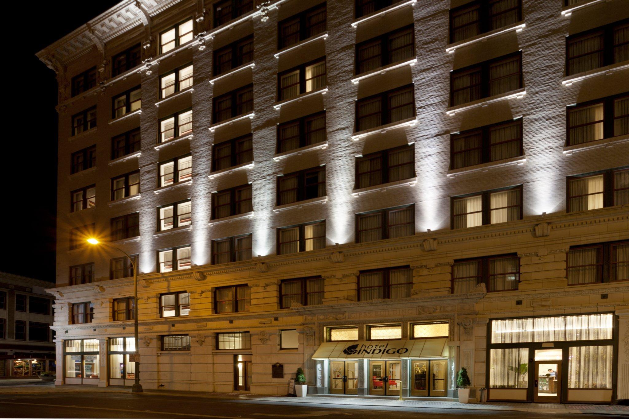 ホテル インディゴ サン アントニオ アット ジ アラモ