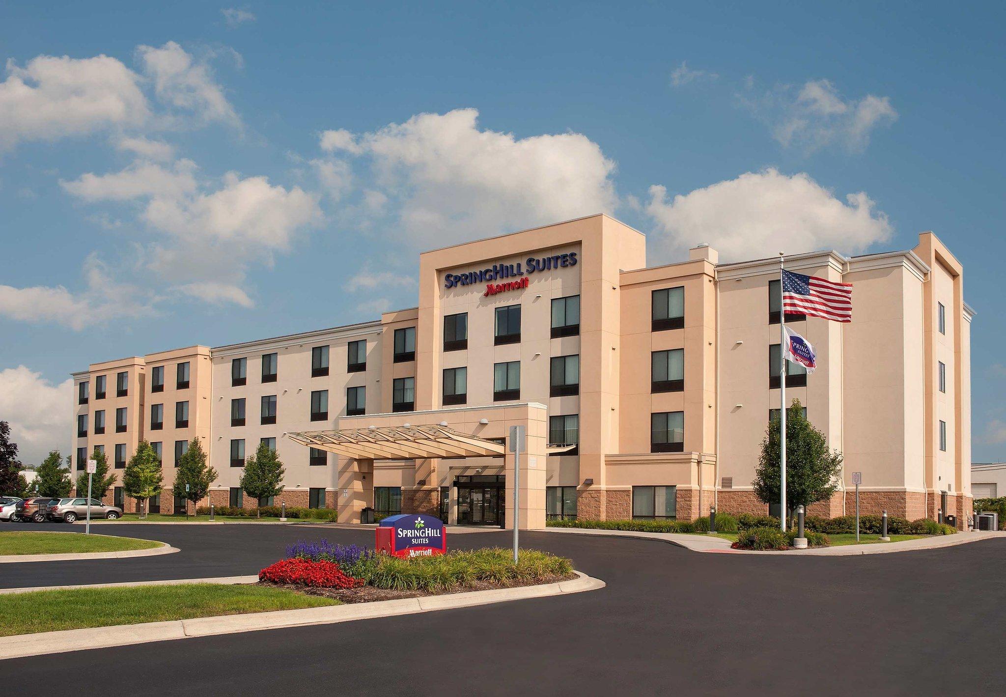 SpringHill Suites Detroit Auburn Hills