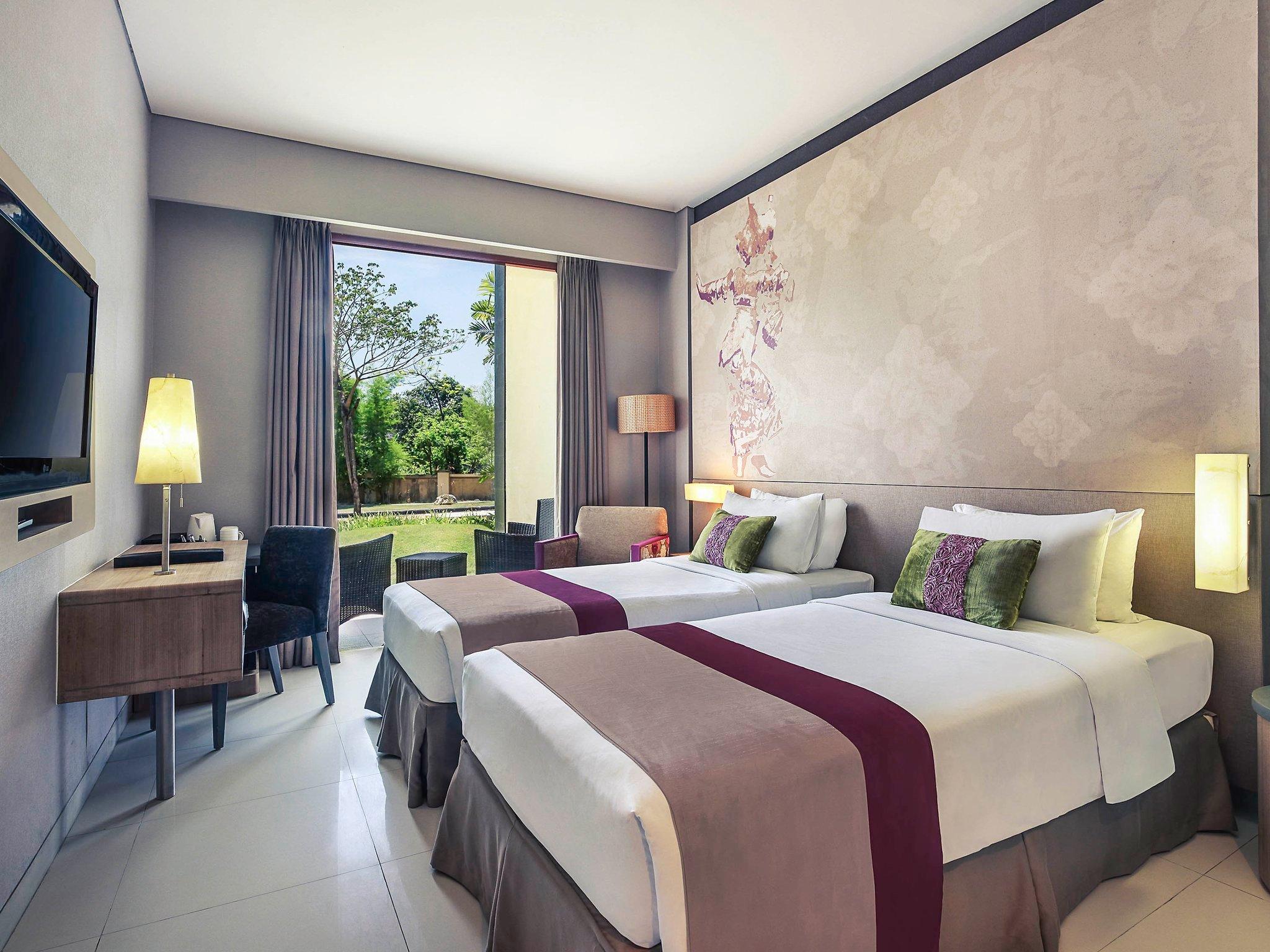 Отель Mercure Bali Nusa Dua Индонезия Нуса Дуа Bookingcom