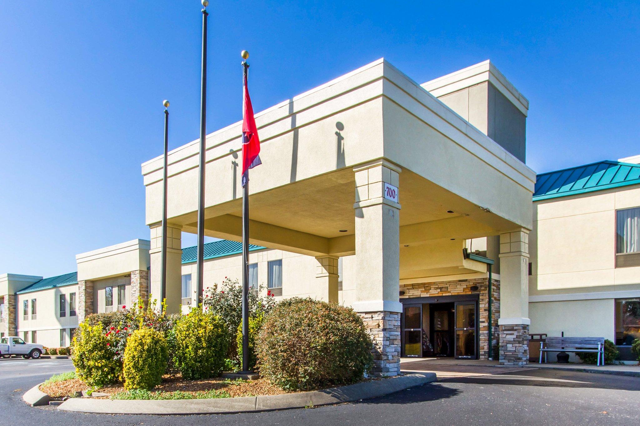 ホリデー イン エクスプレス クラークスビル ホテル