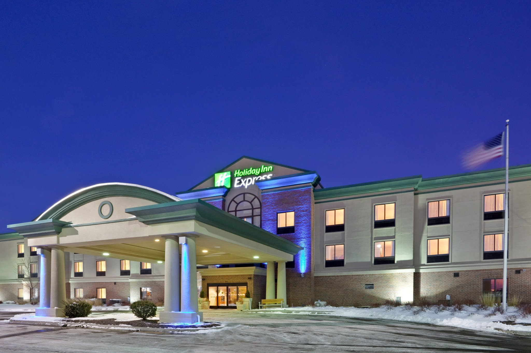 Holiday Inn Express Village West
