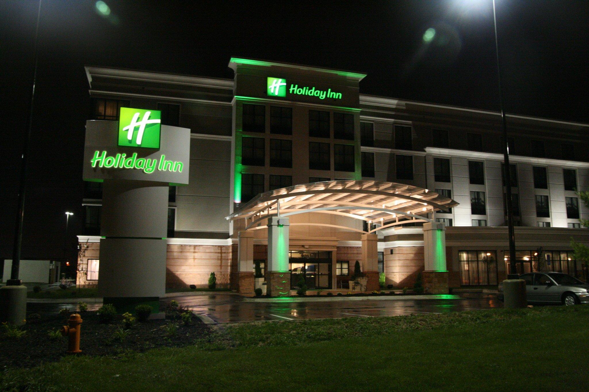 ホリデー イン コロンバス ヒリアード ホテル
