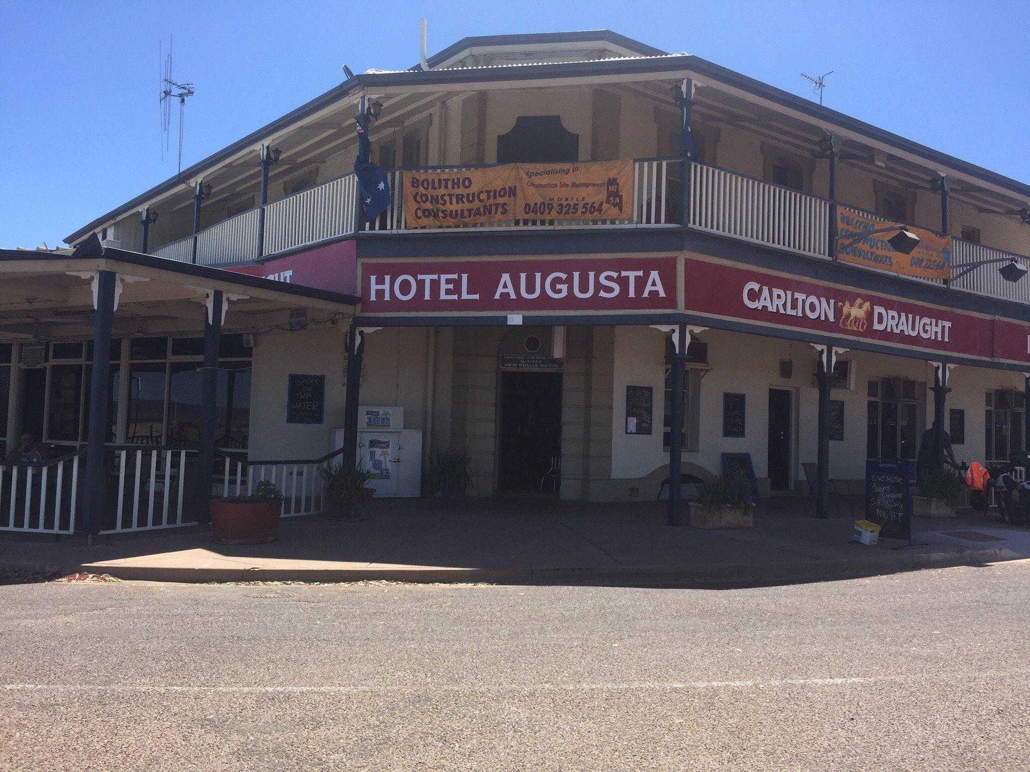 The Hotel Augusta