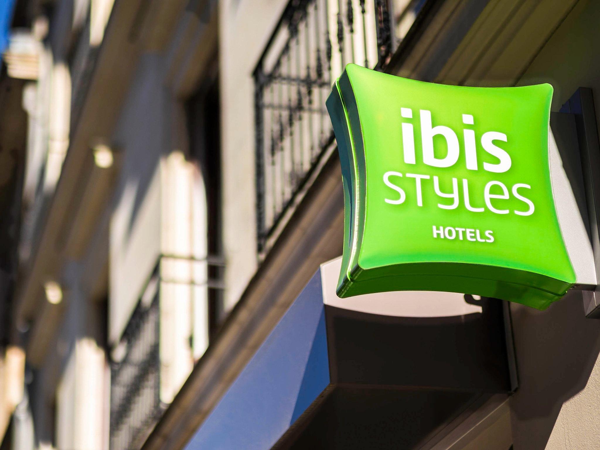 Ibis Styles Nantes Centre Place Graslin