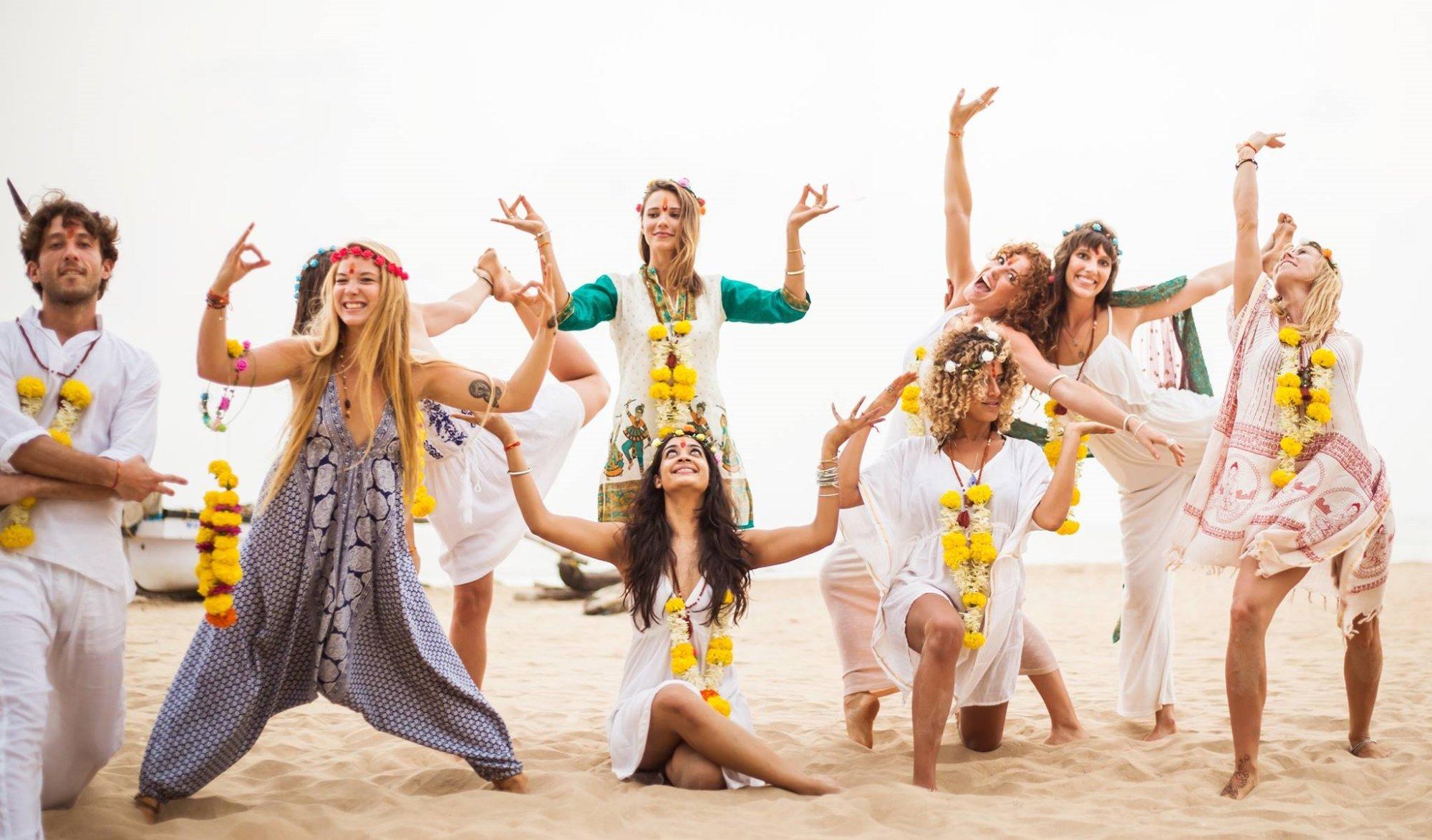 Kranti Yoga Village Beach Resort