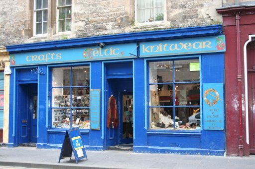 Canongate Jerseys and Crafts